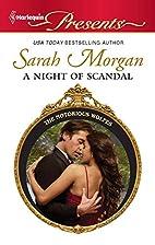 A Night of Scandal = Tortured Rake by Sarah…