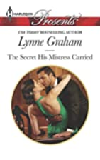 The Secret His Mistress Carried (Harlequin…