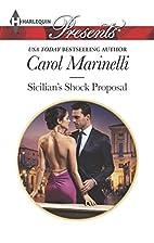 Sicilian's Shock Proposal (Playboys of…