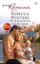 The Italian Tycoon and the Nanny by Rebecca…