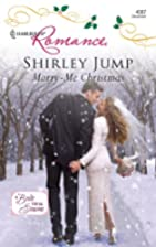 Marry-Me Christmas (Harlequin Romance) by…