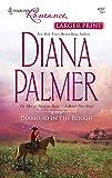 Palmer, Diana: Diamond In The Rough (Harlequin Larger Print Romance)
