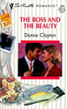 The Boss and the Beauty by Donna Clayton