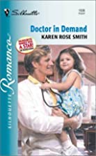 Doctor in Demand by Karen Rose Smith