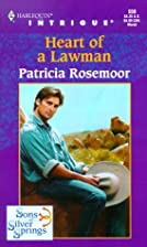 Heart of a Lawman by Patricia Rosemoor