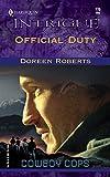 Roberts, Doreen: Official Duty (Harlequin Intrigue)
