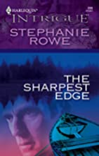 The Sharpest Edge by Stephanie Rowe