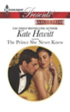 The Prince She Never Knew (Harlequin LP…