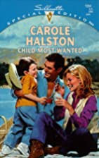 Child Most Wanted by Halston