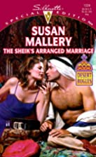 The Sheik's Arranged Marriage by Susan…