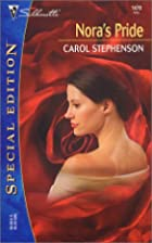 Nora's Pride by Carol Stephenson