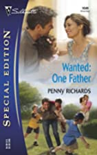 Wanted: One Father by Penny Richards