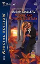 The Sheik and the Virgin Secretary by Susan…
