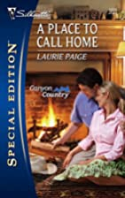 A Place to Call Home by Laurie Paige
