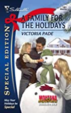 A Family for the Holidays by Victoria Pade