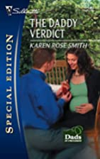 The Daddy Verdict by Karen Rose Smith