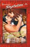 Donna Kauffman: Heat Of The Night (Harlequin Temptation)