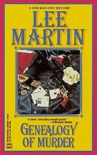 Genealogy Of Murder (Deb Ralston Mystery) by…