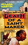 Martin, Allana: Death of a Saint Maker