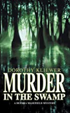 Murder In The Swamp (Wwl Mystery, 490) by…
