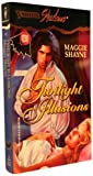 Maggie Shayne: Twilight Illusions: Wings in The Night ( Silhouette Shadows #47)