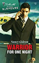 Warrior for One Night by Nancy Gideon