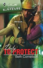 Duty to Protect by Beth Cornelison