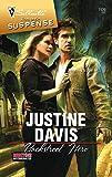 Davis, Justine: Backstreet Hero (Silhouette Romantic Suspense)