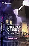 Greene, Jennifer: Secretive Stranger (Silhouette Romantic Suspense)