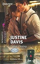 Colton Destiny by Justine Davis