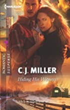 Hiding His Witness (Harlequin Romantic…