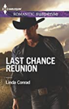 Last Chance Reunion (Texas Cold Case / Texas…