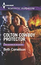 Colton Cowboy Protector (The Coltons of…