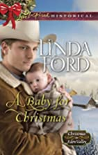 A Baby for Christmas (Christmas in Eden…