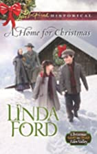 A Home for Christmas (Christmas in Eden…