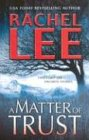 Lee, Rachel: A Matter of Trust: Cowboy Comes Home/A Question of Justice