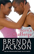 Thorn's Challenge by Brenda Jackson
