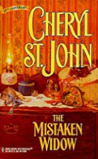 The Mistaken Widow by Cheryl St. John
