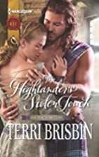 The Highlander's Stolen Touch by Terri…