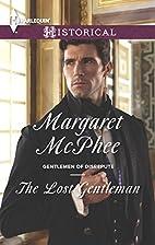 The Lost Gentleman (Gentlemen of Disrepute)…