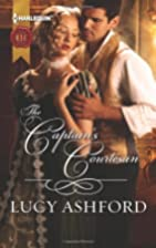 The Captain's Courtesan by Lucy Ashford