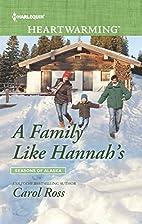 A Family Like Hannah's (Seasons of…