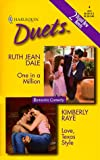 Ruth Jean Dale: One In A Million / Love, Texas Style (Harlequin Duets, No 4)