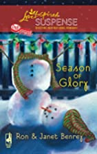 Season of Glory by Ron Benrey