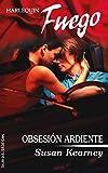 Kearney, Susan: Obsesion Ardiente (Heroes Inc, Libra 4) (Harlequin Fuego Serie #138) (Spanish Edition)
