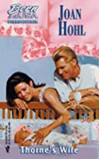 Thorne's Wife by Joan Hohl