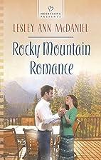 Rocky Mountain Romance (Heartsong Presents)…