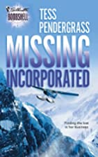 Missing Incorporated by Tess Pendergrass