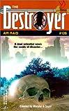 Warren Murphy: Air Raid (Destroyer #126)