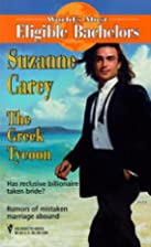 The Greek Tycoon by Suzanne Carey